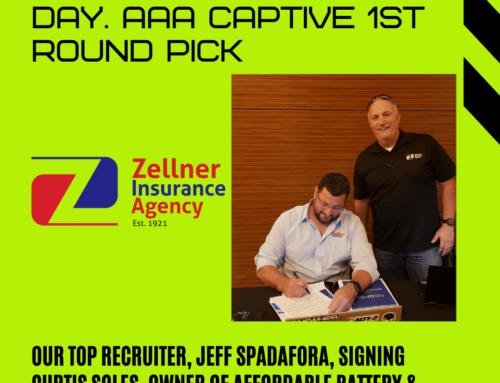 AAA Captive 1st Round Pick