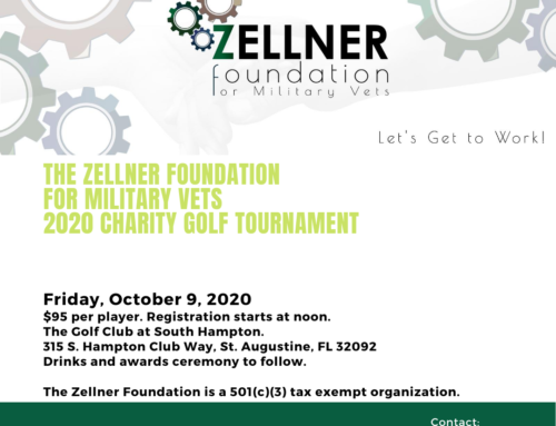 Zellner Foundation 2020 Charity Golf Tournament